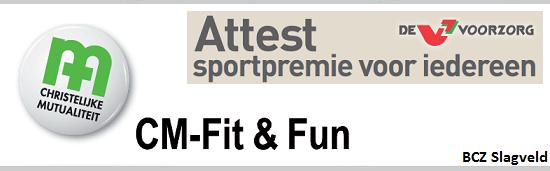 Sportattesten CM en de Voorzorg 2013