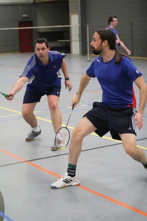 Highmoon Badminton plezier