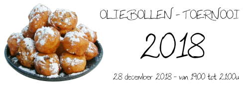 Oliebollen toernooi 2018